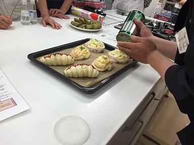 手捏ねパンコース イメージ