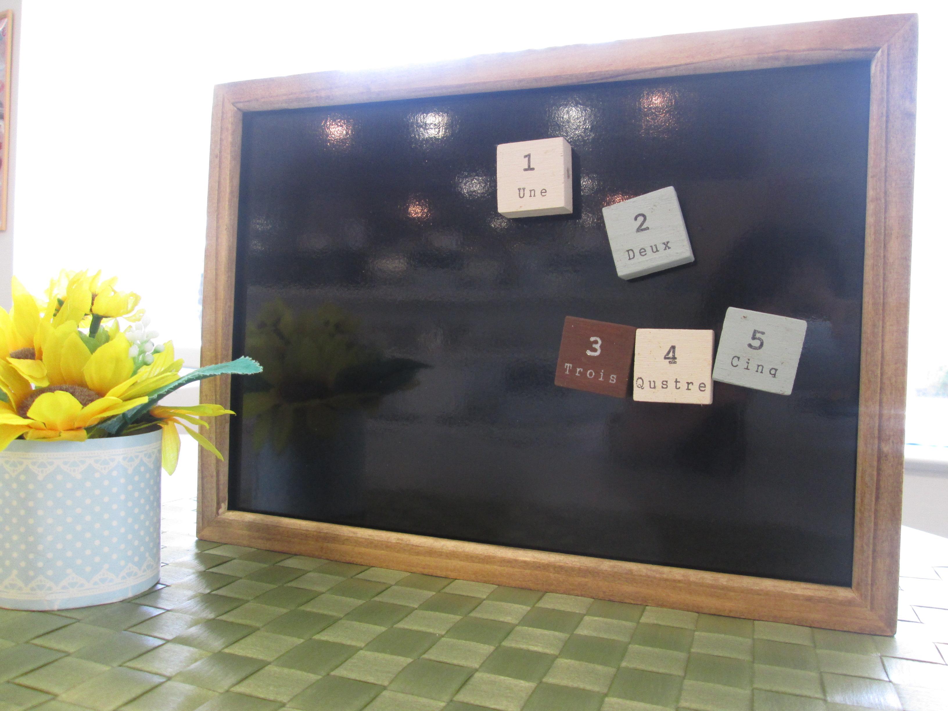 木工教室☆3wayブラックボード