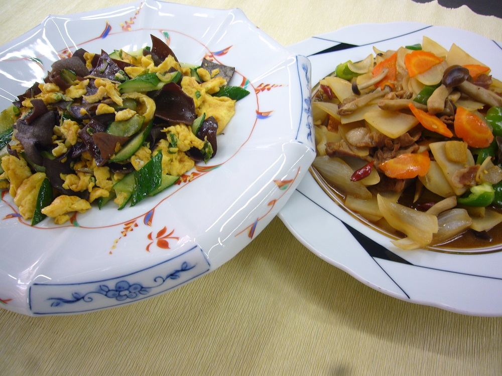 親子で挑戦!本格中国料理コース