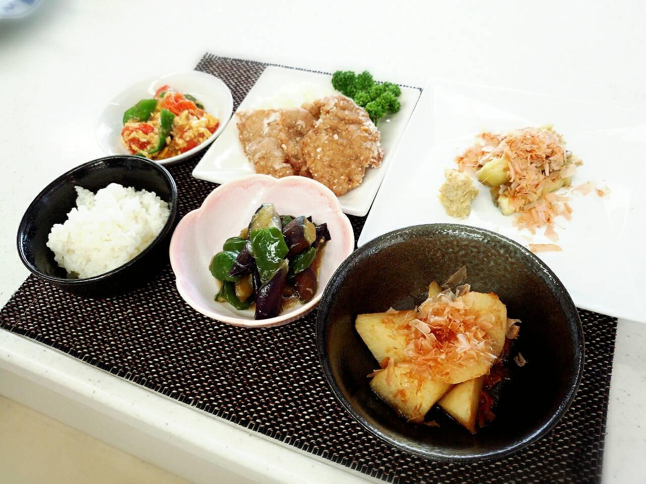 楽しい和食