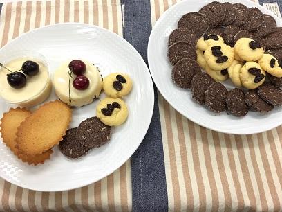 ⑥オー・カルチェ・ラタンのデザートプレートコース イメージ