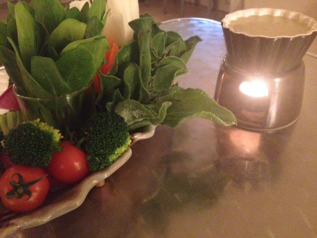 野菜のチカラは無限大!~冬野菜でテーブルに彩りを~ イメージ