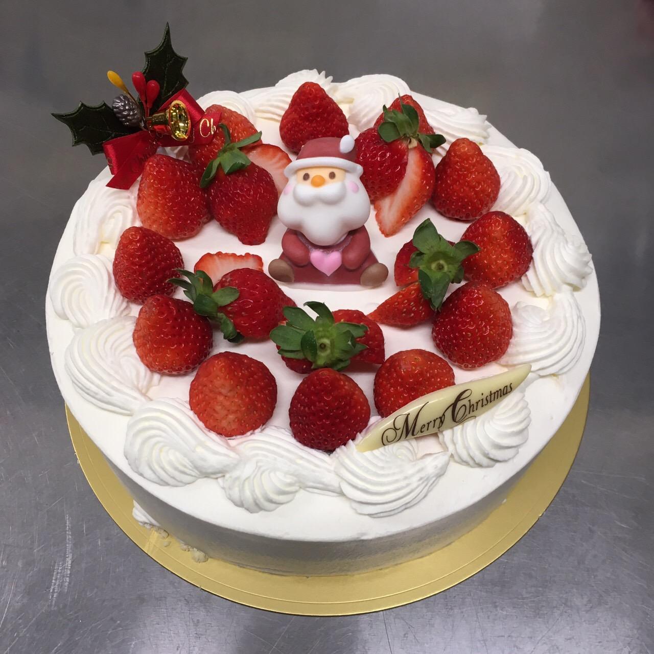 手づくりクリスマスケーキコース