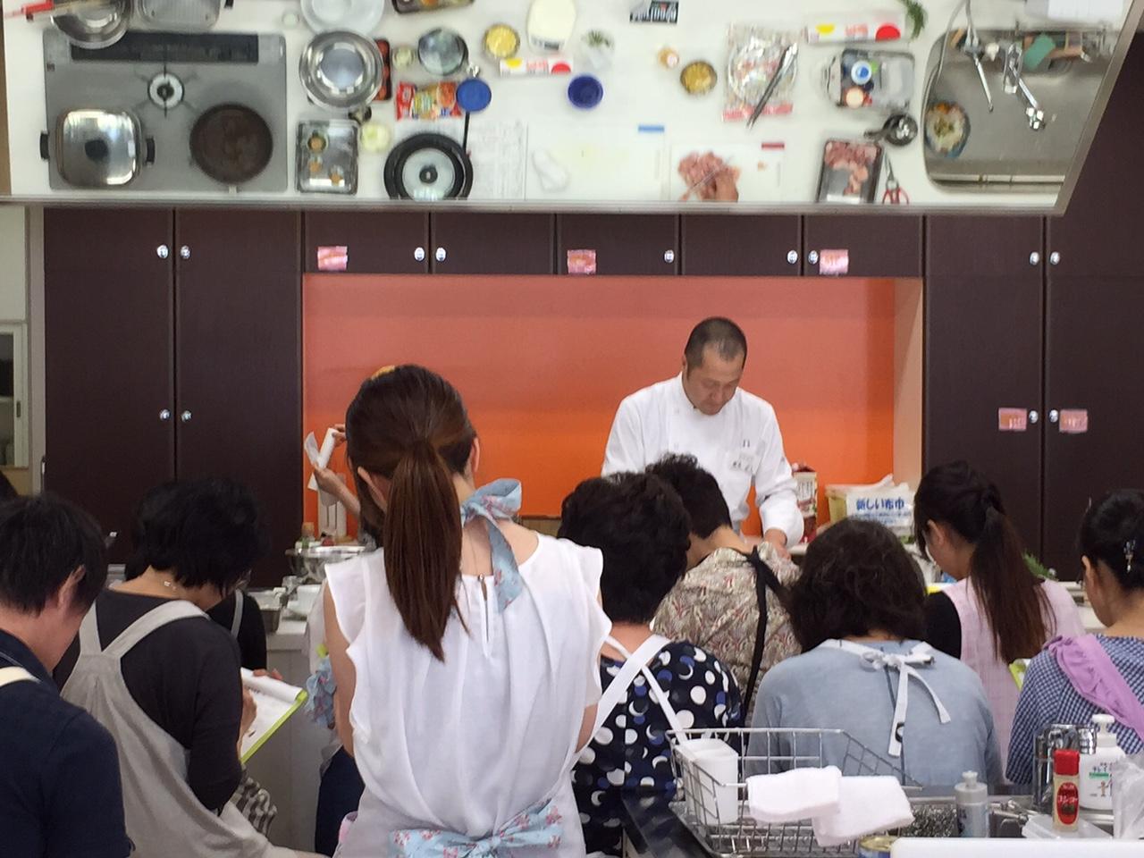 季節の食材を使った創作料理コース イメージ