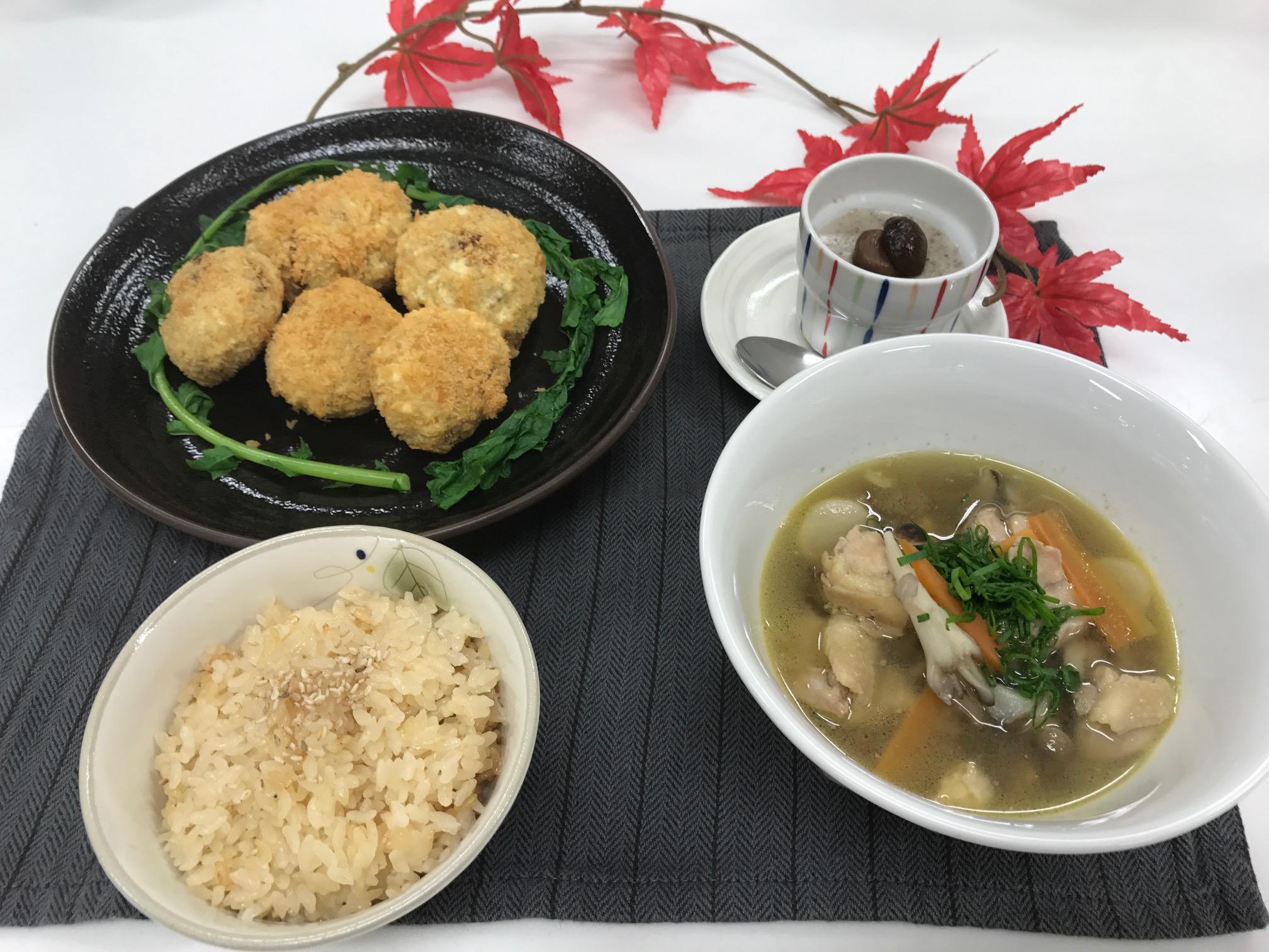簡単節分料理コース イメージ