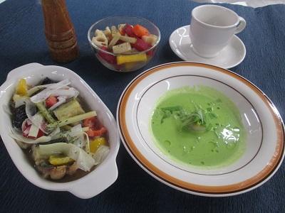和と洋の2本立て!美味しい旬の料理 イメージ