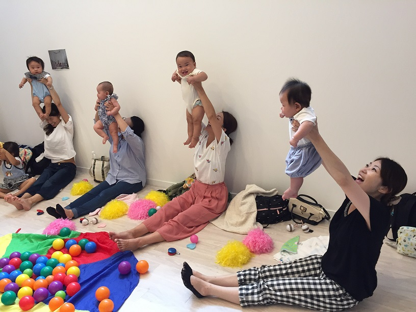ママ&ベビーのヨガクラス(マクロビスイーツ付!) イメージ