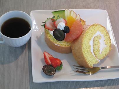 ロールケーキを作ろう イメージ