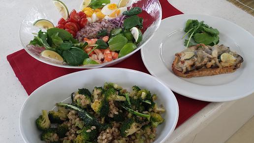 体にやさしい雑穀料理 イメージ