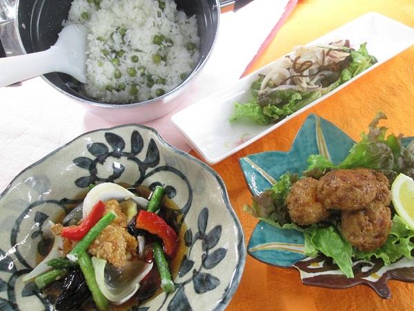 季節を愛でる青空の料理教室 イメージ