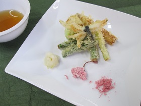 春を楽しむ創作和食コース イメージ