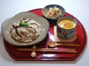 土曜の家庭料理コース イメージ