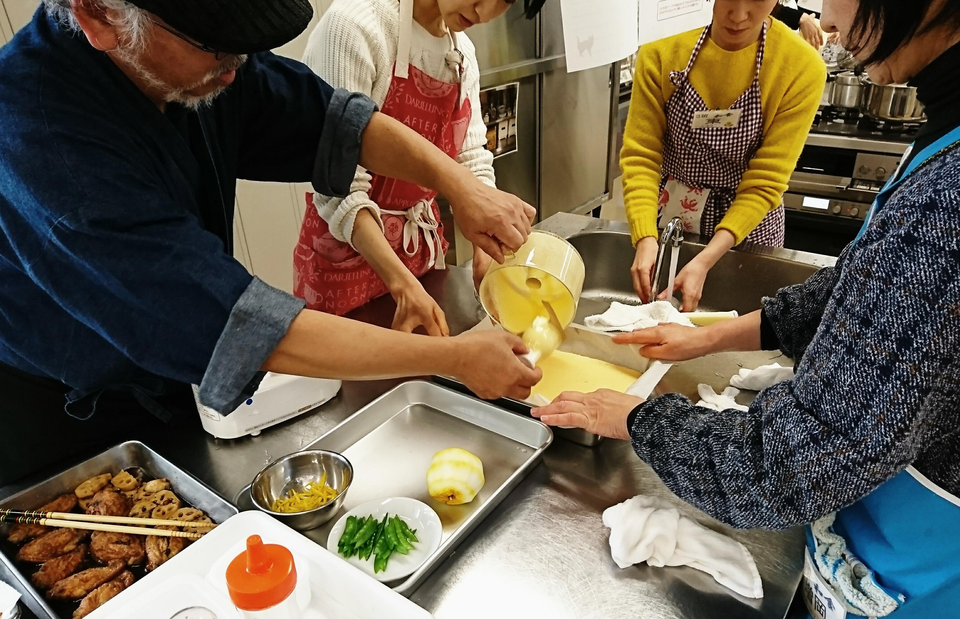 定番料理コース イメージ