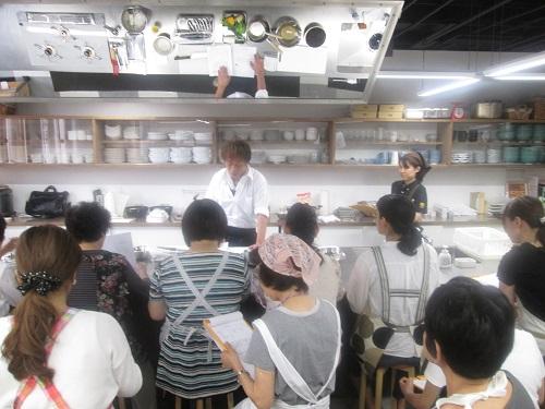 四季を愛でる青空の料理コース イメージ