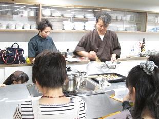 秋を楽しむ創作和食コース イメージ