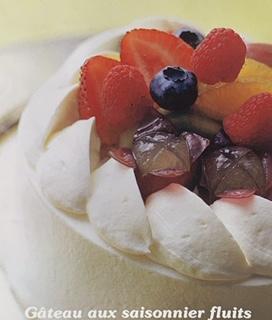 ケーキコース ※全コースの中から3コースまでお申し込みできます。 イメージ