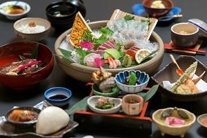 旬の食材!秋の和食コース イメージ