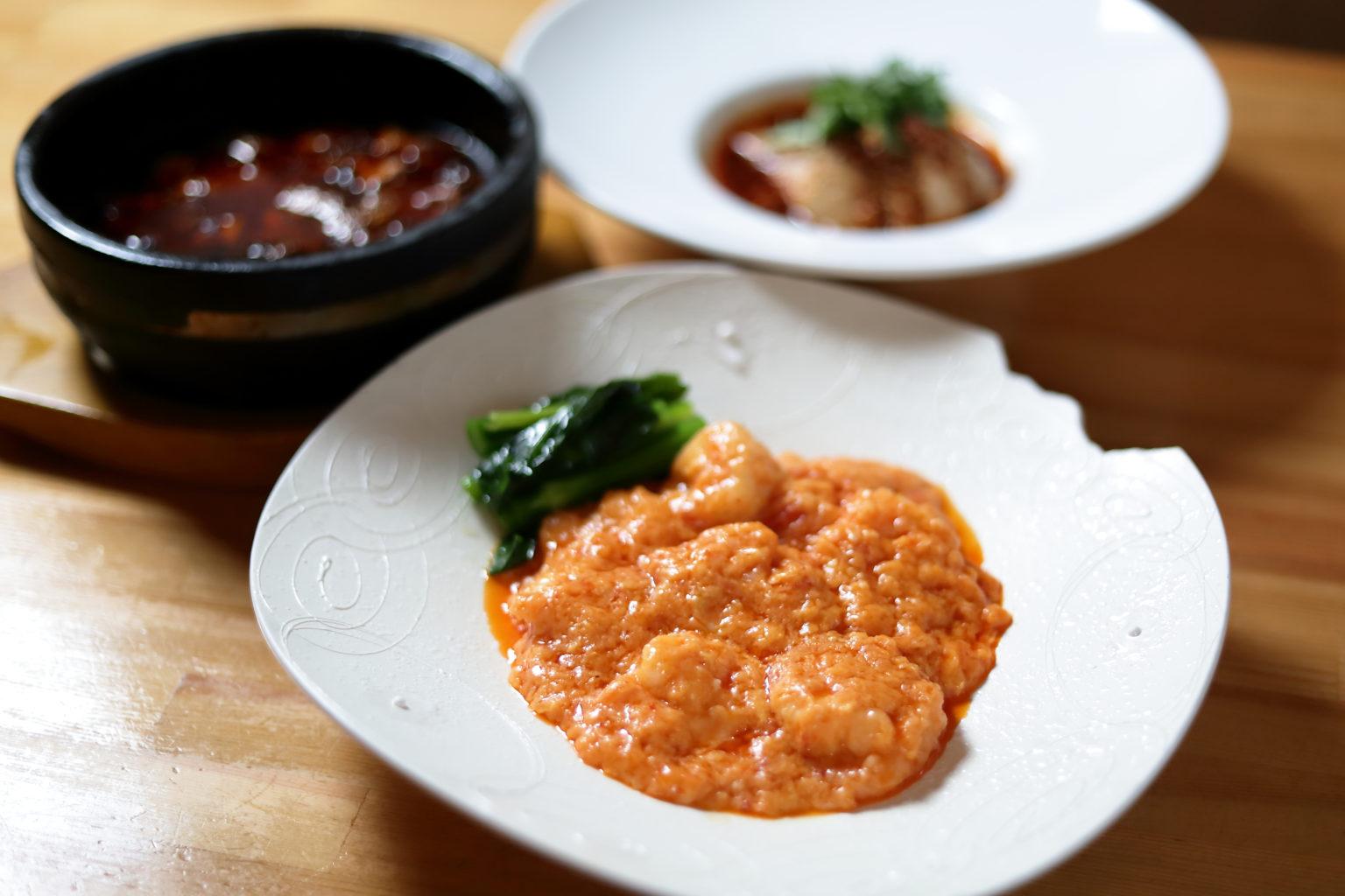 ①トマト尽くしの中国料理4品コース《1回コース》 イメージ