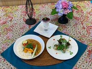 ⑧夏のおしゃれにおもてなし料理コース《1回コース》 イメージ