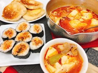 熱々!あったまる~韓国料理♪コース イメージ