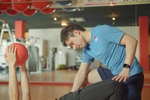 運動不足解消!心と体をリフレッシュ イメージ