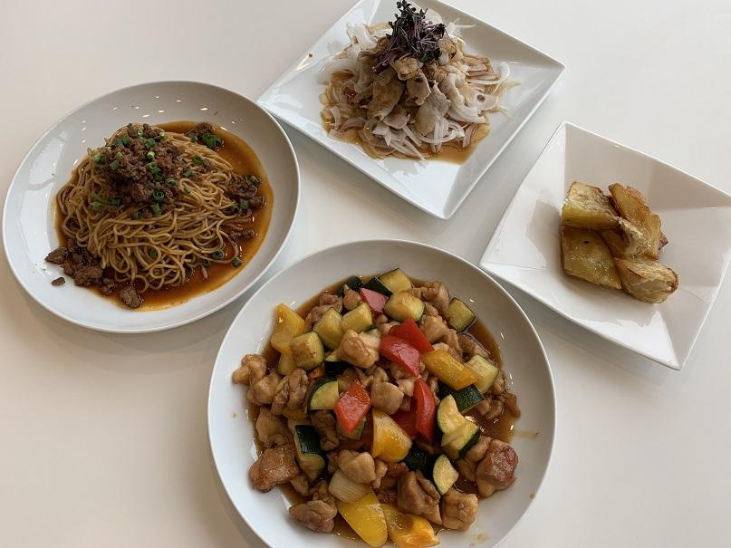 ②中国料理を楽しもう イメージ