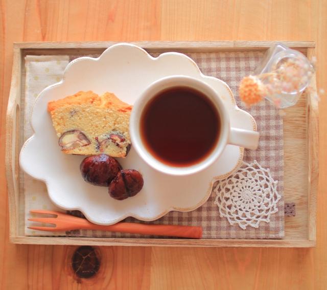 ⑩秋の味覚スイーツ ⑬今年はおうちクリスマスケーキに挑戦 イメージ
