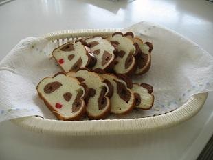 親子で手作りパンコース イメージ