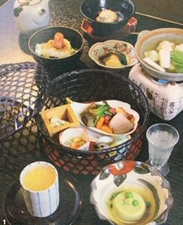 簡単な会席料理(基礎)※全コースの中から3コースまでお申込みいただけます。 イメージ