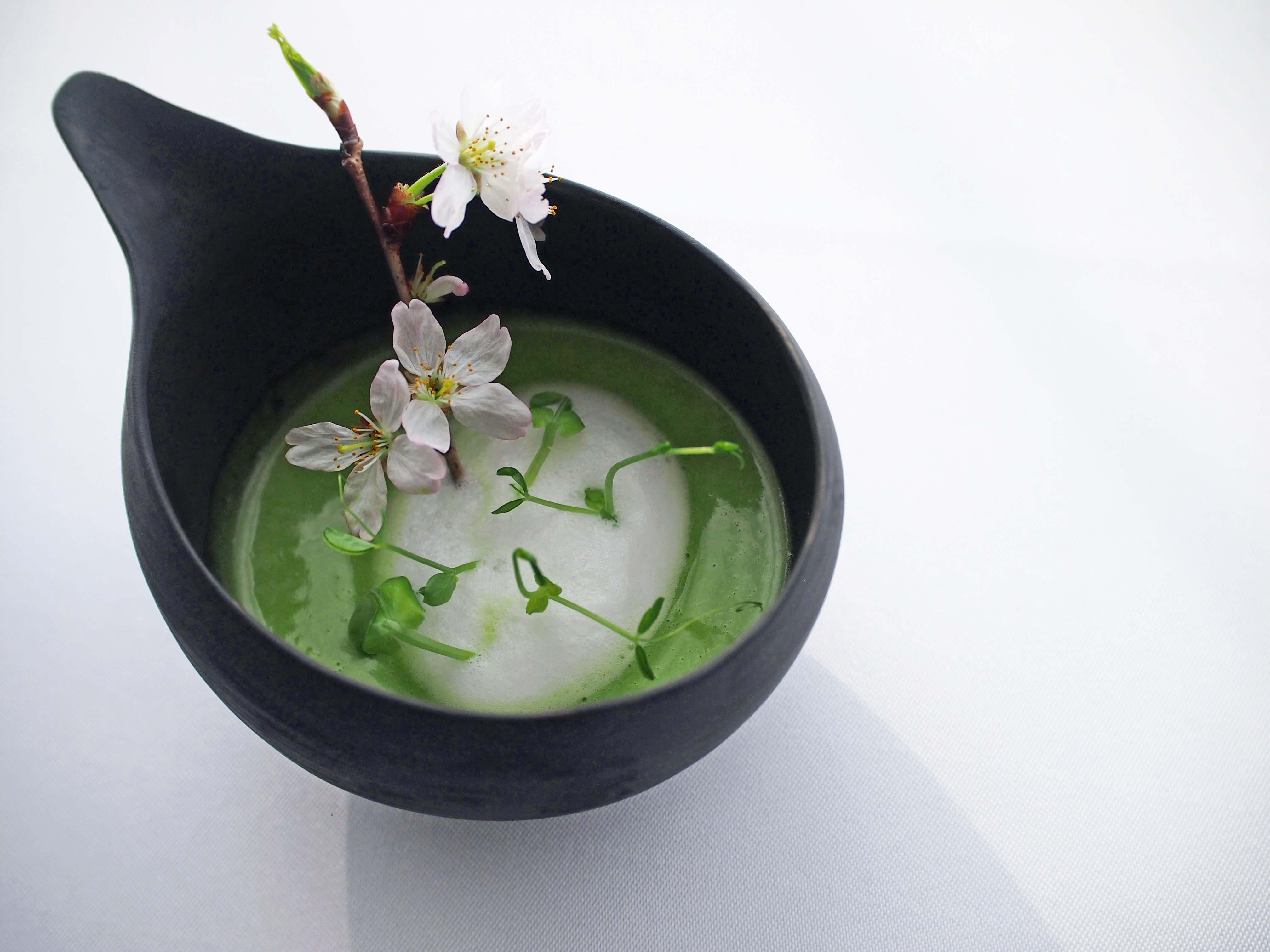 ⑤春野菜を主役に 爽やかな春のフレンチ《1回コース》 イメージ