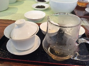 「美味しいお茶を楽しむ」講座 イメージ