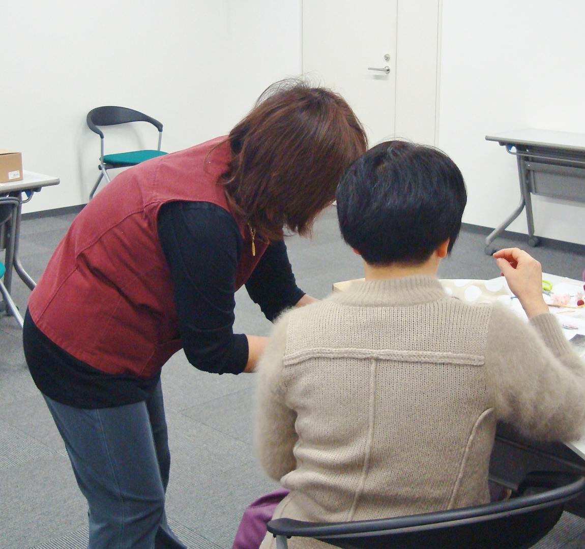 プリザーブドフラワーアレンジ:趣味コース イメージ