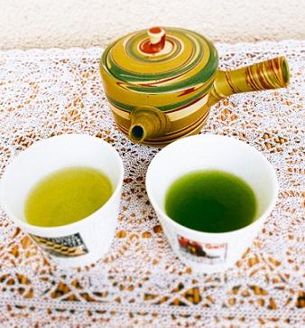 Ⓖ☆暮らしを彩るティーライフ 知る!煎茶の世界《1回コース》 イメージ