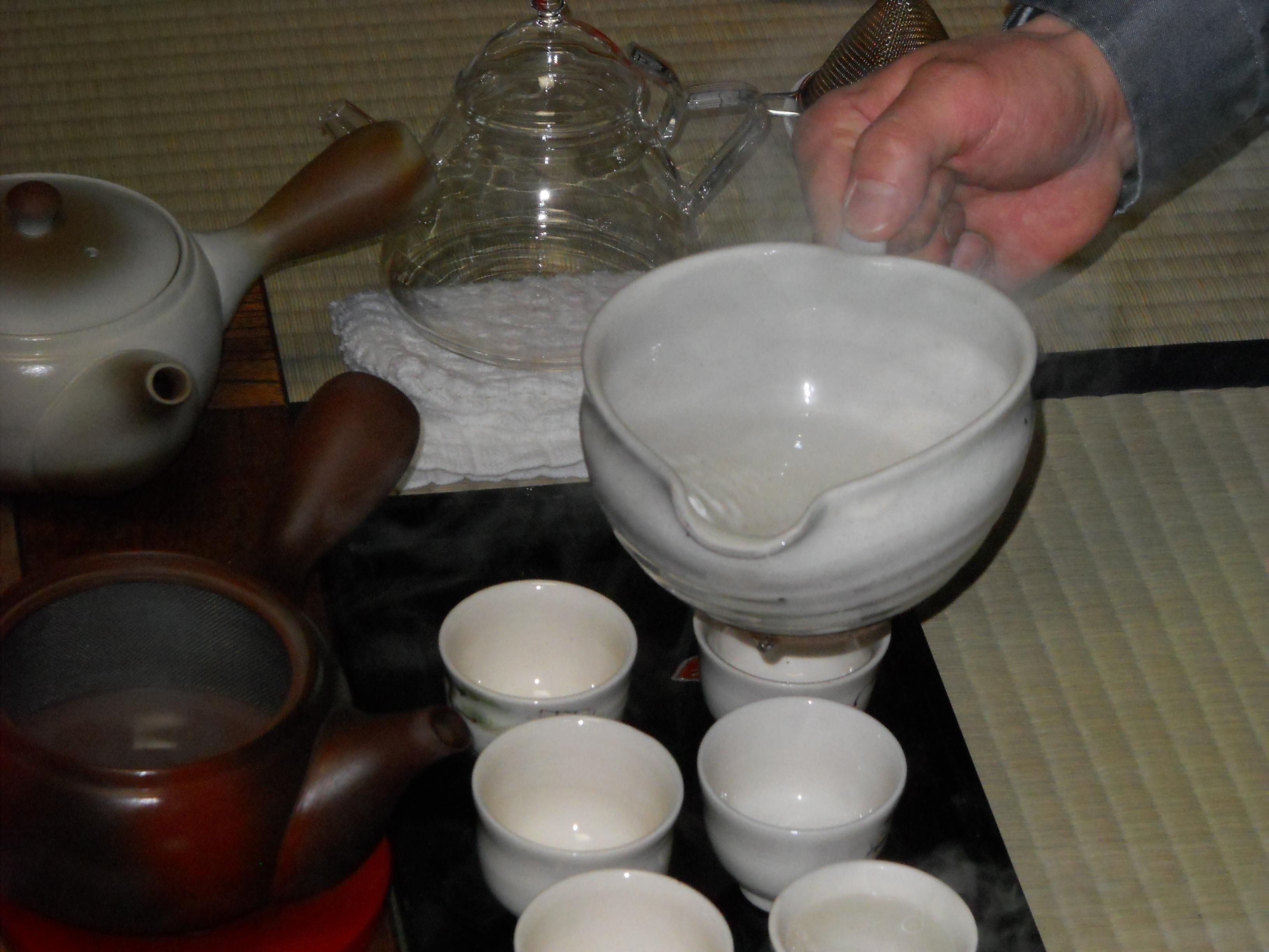 ☆暮らしを彩るティーライフ「お茶講座」お茶で温活!≪1回コース≫申込締切:募集は終了しました イメージ