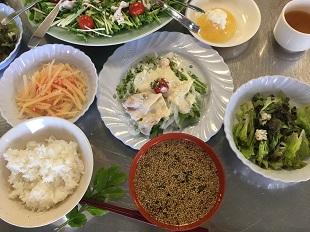親子で和食✿実験スイーツ付き イメージ