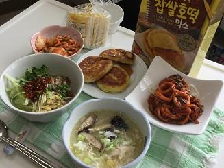 あったか韓国家庭料理コース ※全コースの中から3コースまでお申込できます。 イメージ