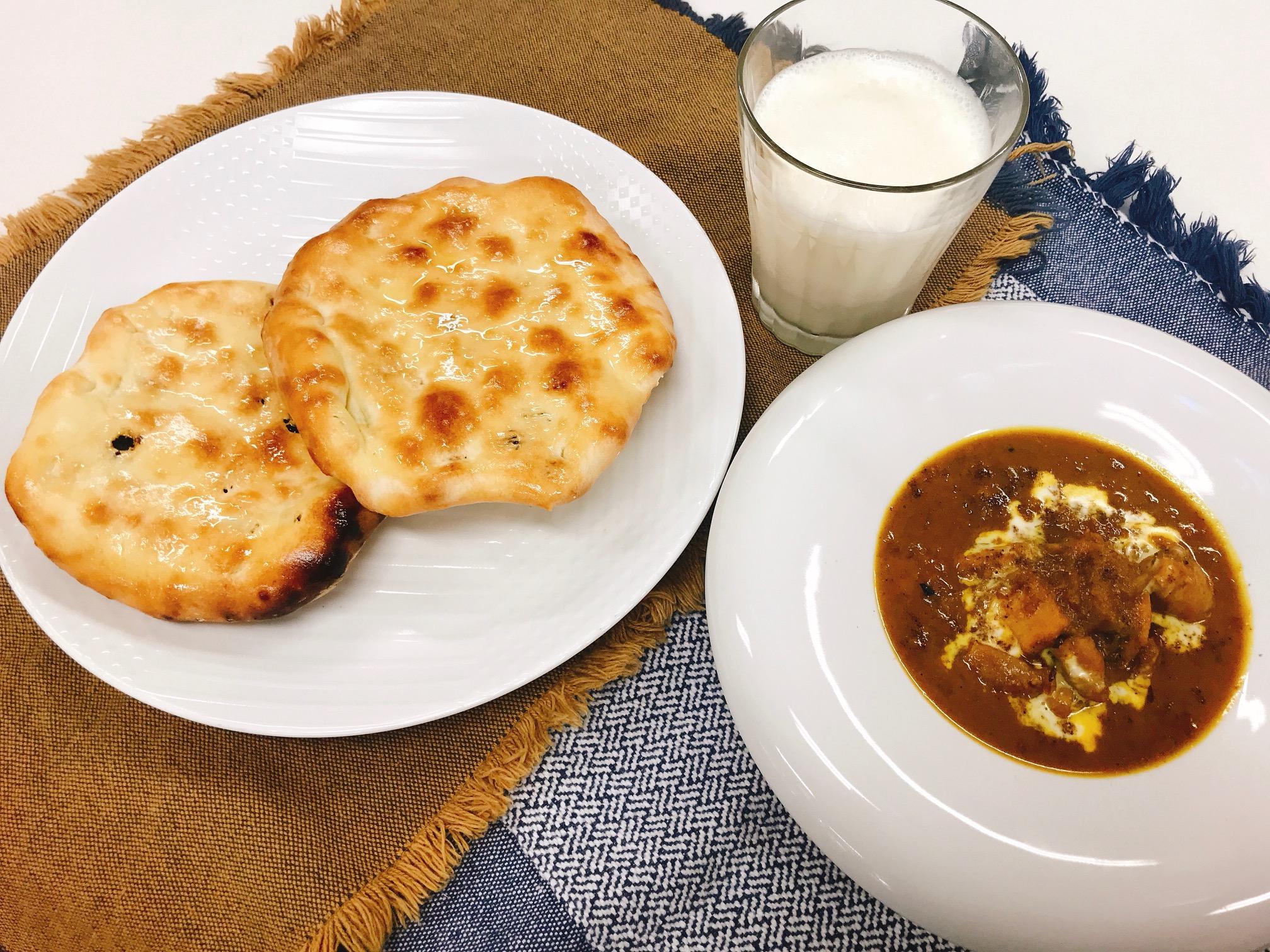 ①家庭でできるインド料理コース(1回コース) イメージ