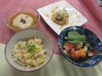 創作和食 旬食材で贅沢お料理コース※全コースから3コースまでお申込みできます。 イメージ