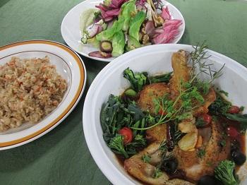 季節の野菜たっぷり☆イタリア料理コース ※全コースの中から3コースまでお申込みできます。 イメージ