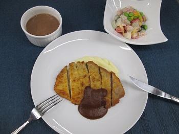 「洋食のごちそうレシピを学ぼう♪」コース イメージ
