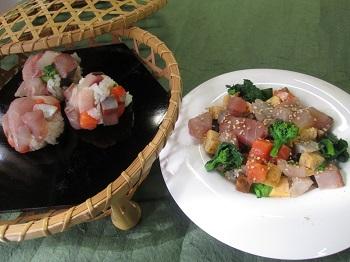 春野菜をたっぷり使ったカラダが喜ぶお料理コース イメージ