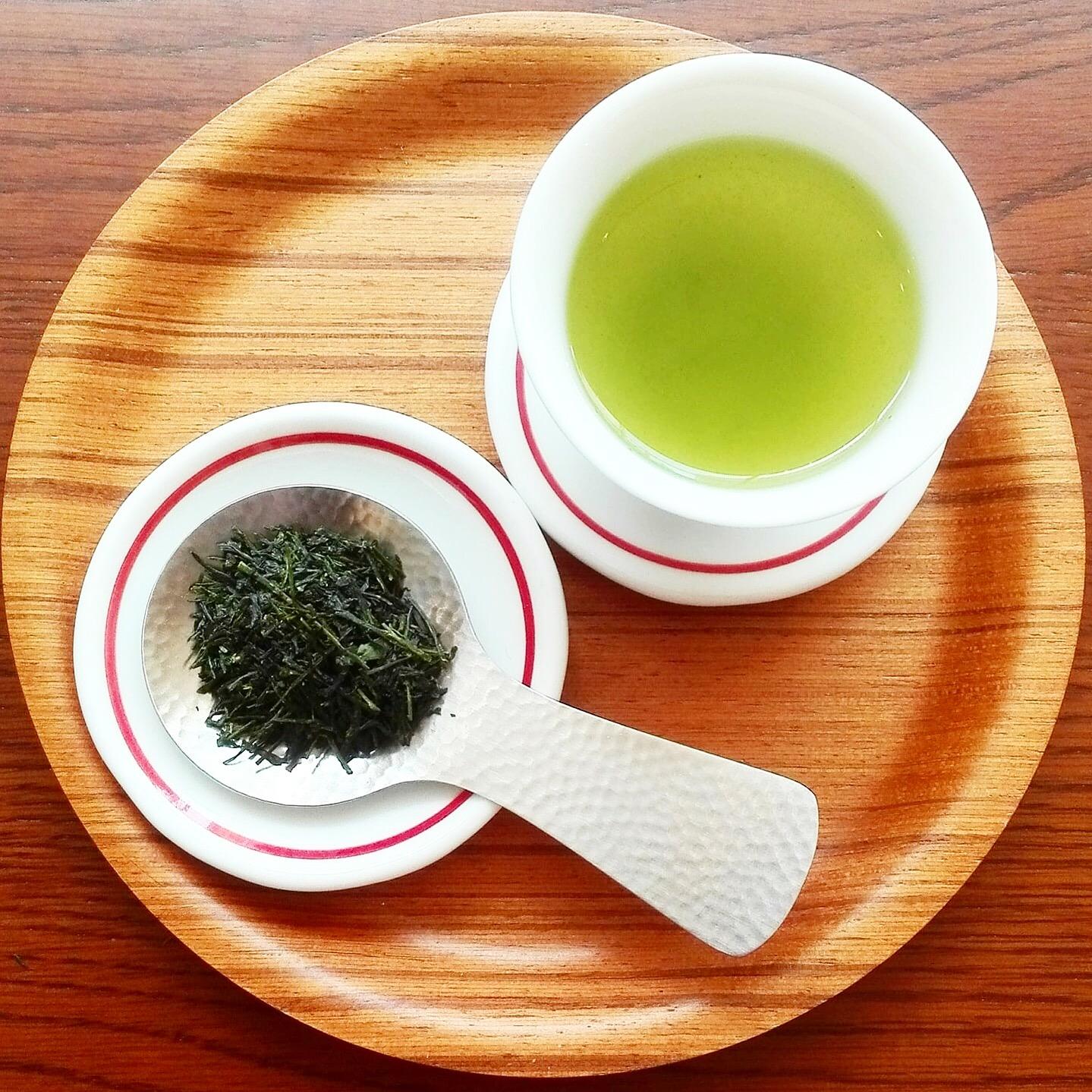 日本茶の入れ方講座 イメージ