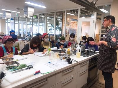 意外と簡単はじめての沖縄料理コース イメージ
