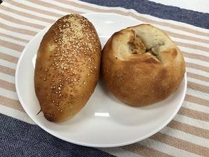 春の味覚のパン教室コース イメージ