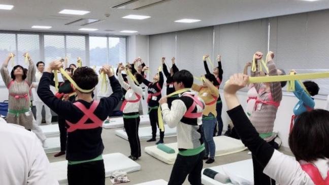 ④骨盤体操教室 イメージ
