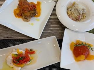 「おうちで簡単イタリアン」コース イメージ