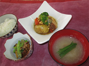 春を楽しむ和食コース イメージ